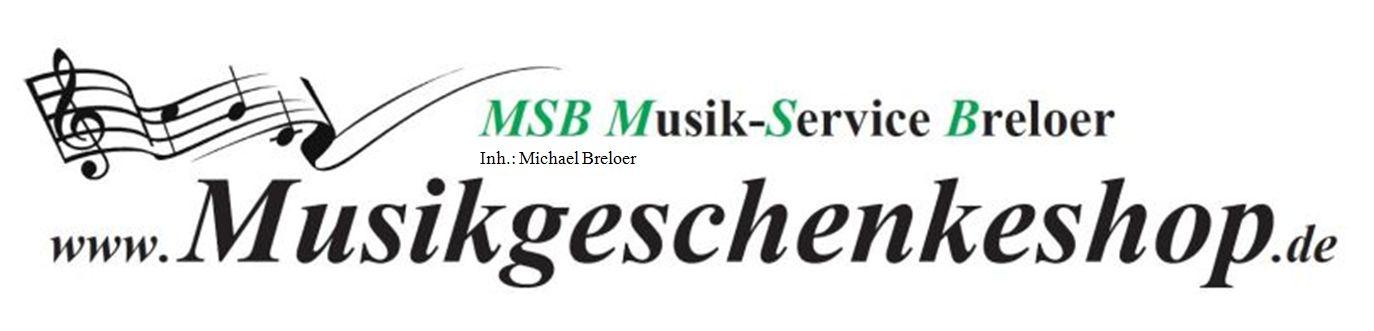 Musikgeschenkeshop-Logo